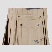 scottish-khaki-utility-kilt-with-leather-buckle-1