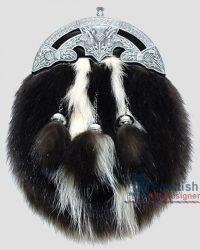 Scottish Horse Hair Sporran