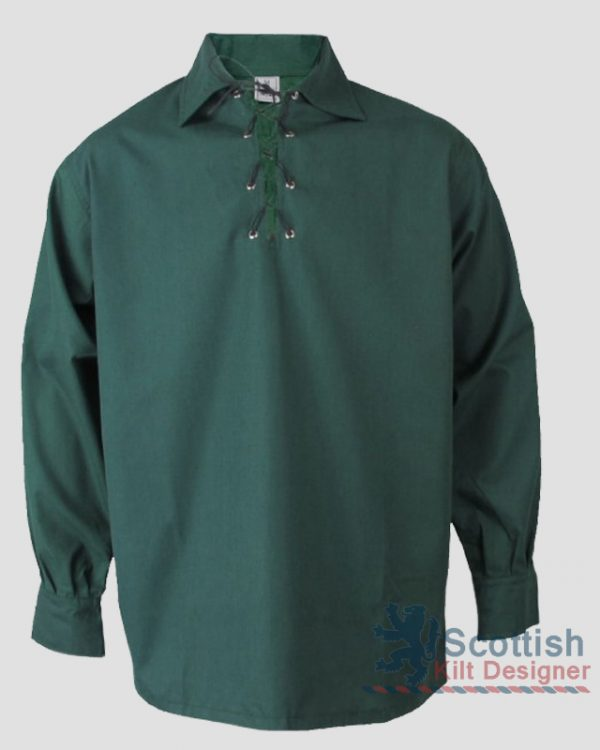 See Green Jacobite Shirt