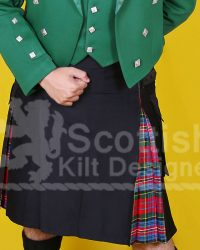 Traditional Scottish Two Toned Men Kilt