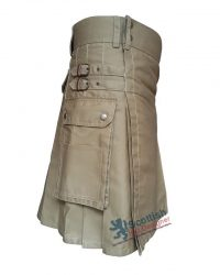 Scottish Utility Cotton Kilt for sale